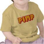 Chulo del bebé camiseta