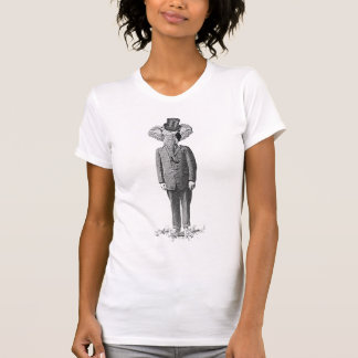 Chulo del elefante camiseta