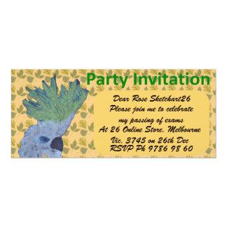 Chulo Invitación 10,1 X 23,5 Cm