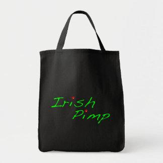 Chulo irlandés bolsas