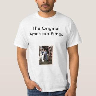 CHULOS americanos, los chulos americanos Remeras