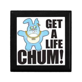 Chum Bad Bun Life Jewelry Box
