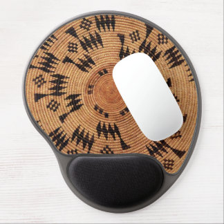 Chumash Native American Art Gel Mouse Pad