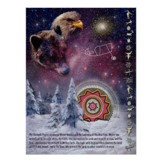 Chumash Winter Solstice Posters