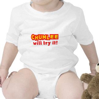 Chumlee lo intentará traje de bebé