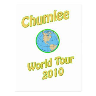 Chumlee-Mundo-Viaje Postal
