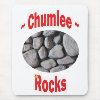 Chumlee-Rocas Alfombrilla De Ratón