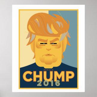 Chump 2016 poster