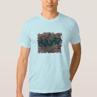 chump  graffiti  design shirt