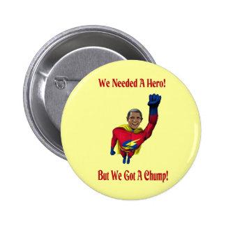 Chump Pinback Button