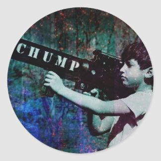 chump sticker