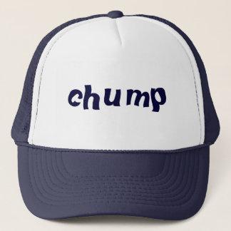 chump trucker hat
