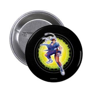 Chun-Li Button