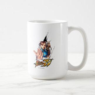 Chun-Li contra Vega Tazas De Café
