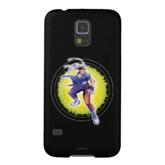 Chun-Li Galaxy S5 Cover