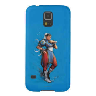 Chun-Li Hand on Hip Galaxy S5 Cover