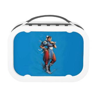 Chun-Li Hand on Hip Yubo Lunchbox