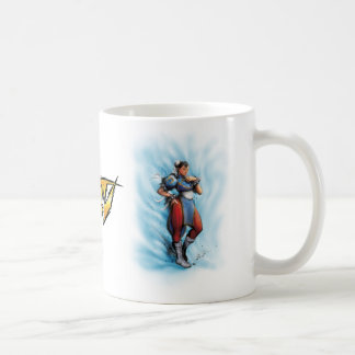Chun-Li Hand on Hip Classic White Coffee Mug