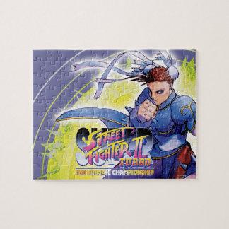 Chun-Li Jigsaw Puzzle