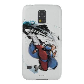 Chun-Li Kick Galaxy S5 Cases