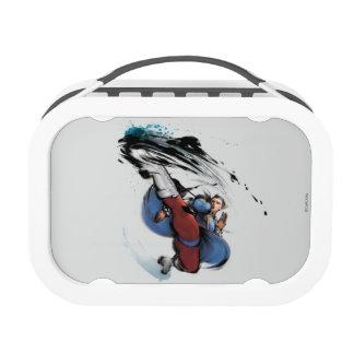 Chun-Li Kick Yubo Lunchbox