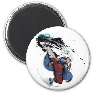 Chun-Li Kick Magnet