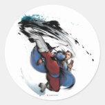 Chun-Li Kick Stickers