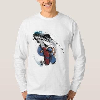 Chun-Li Kick T-shirt
