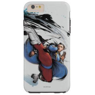 Chun-Li Kick Tough iPhone 6 Plus Case