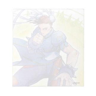 Chun-Li Note Pad