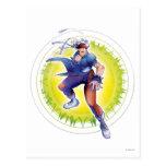 Chun-Li Tarjetas Postales