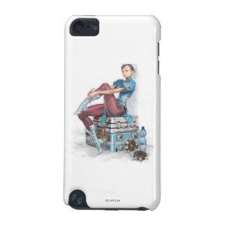 Chun-Li Tying Shoe iPod Touch 5G Cases