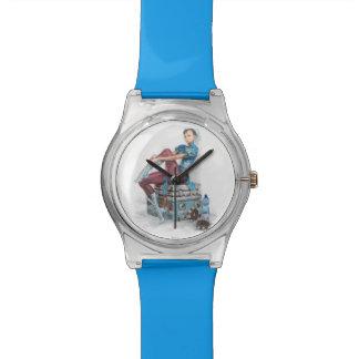 Chun-Li Tying Shoe Watches