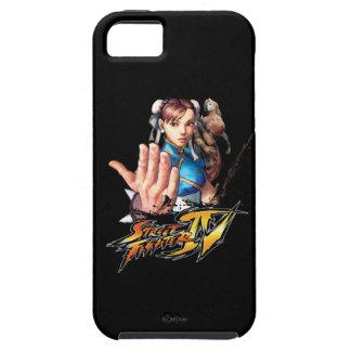 Chun-Li Vs. Vega iPhone SE/5/5s Case