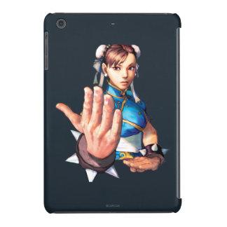 Chun-Li With Hand Up iPad Mini Cases