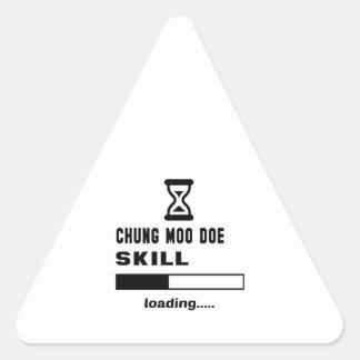 Chung Moo Doe skill Loading...... Triangle Sticker