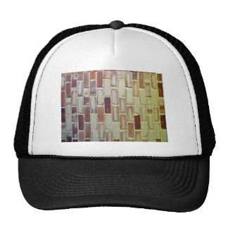 Chunk Of Brick Wall For Texture Trucker Hat