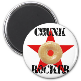 chunk rocker 2 inch round magnet