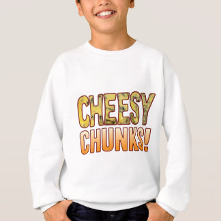 Chunks Blue Cheesy Sweatshirt