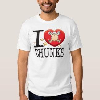 Chunks Love Man Shirt