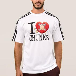 Chunks Love Man T-shirt