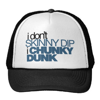 Chunky Dunk Trucker Hat