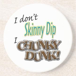 Chunky Dunk Sandstone Coaster