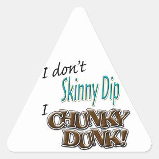 Chunky Dunk Sticker