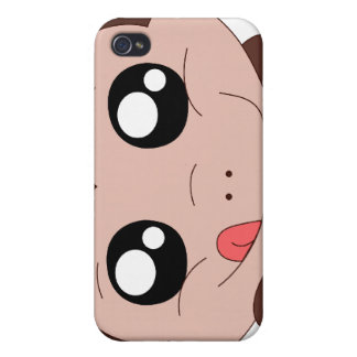 Chunky Monkey on your Phone iPhone 4 Case