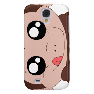 Chunky Monkey on your Phone Samsung S4 Case