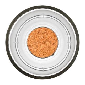 Chunky Natural Cork Wood Grain Look Bowl