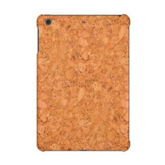 Chunky Natural Cork Wood Grain Look iPad Mini Retina Case