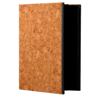 Chunky Natural Cork Wood Grain Look Powis iPad Air 2 Case