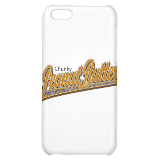 Chunky Peanut Butter iPhone 5C Cover
